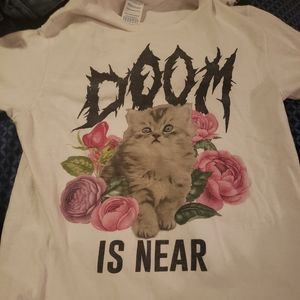 Doom Kitty Tshirt